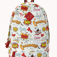 Cool Comic Graphic Backpack | FOREVER 21 - 1000074997