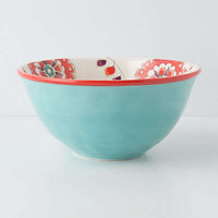 Anthropologie - Cadiz Serving Bowl