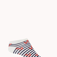 Seaside Ankle Socks | FOREVER 21 - 2000128206