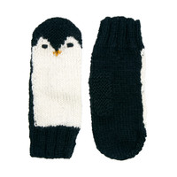 People Tree | People Tree Penguin Mittens at ASOS
