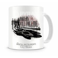 Mortal Instruments: Mug: Worlds Will Collide