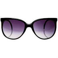 Vans Sunglasses 80's on Onyx Black