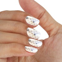 Nail Polish Strip, Nail Foil, Nail Applique, Nail Sticker, Nail Effects, Nail wraps