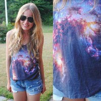 galaxy vest
