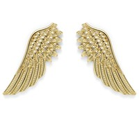 Angel Wings Shap Collar Studs