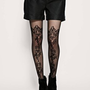 ASOS Lace Over The knee & Sheer Tights