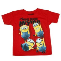 "Despicable Me 2 - ""Oops! Another Minion Mishap"" Tee:Amazon:Clothing"