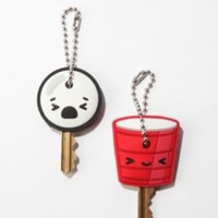 Beer Pong Key Cap - Set of 2