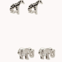 Safari Stud Set | FOREVER 21 - 1075109345
