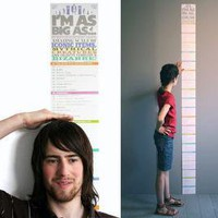 I'm as Big As – Height Chart | Incredible Things