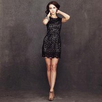 The Lace Mini by AMYCLAIRE on Sense of Fashion