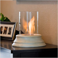 Real Flame Mediterranean Personal Fireplace | CSN Stores