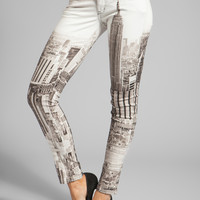 Frankie B. Jeans My BFF Jegging in NY Sky from REVOLVEclothing.com