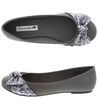 Womens - American Eagle - Women's Avery Bow Flat - Payless Shoes