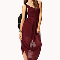 Whimsical Wonder Maxi Dress