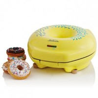 Sunbeam FPSBDML920 Donut Maker, Yellow:Amazon:Kitchen & Dining