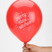 Urban Outfitters - Party Balloon - Pack Of 8