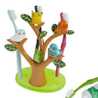 Go Brush Your Tree-th Toothbrush Holder | Mod Retro Vintage Bath | ModCloth.com