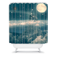 DENY Designs Home Accessories | Belle13 The Way Home Shower Curtain