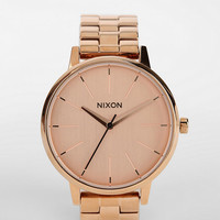 Urban Outfitters - Nixon Kensington Rose Gold Watch