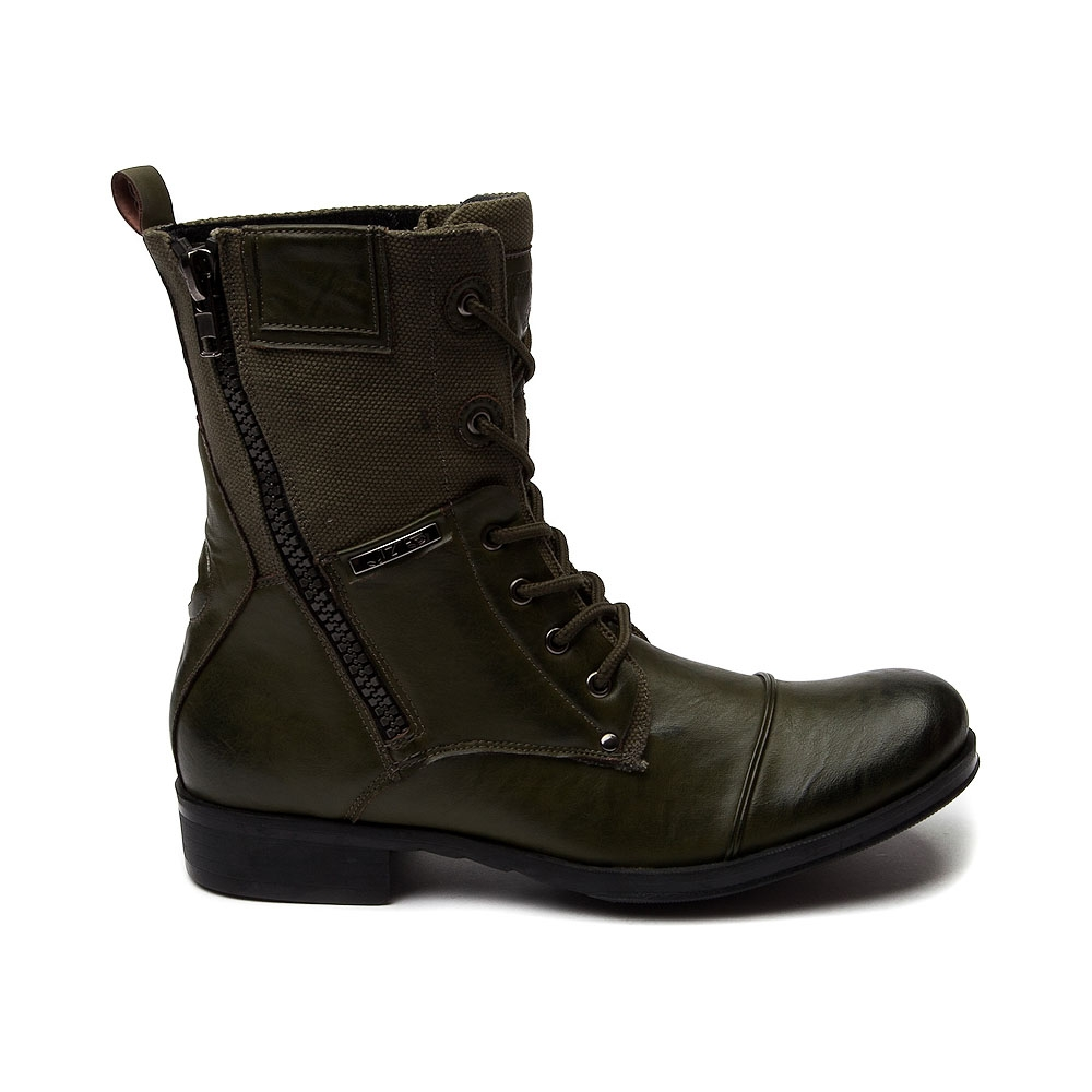 mens j75 by jump trooper 3 boots olive from journeys
