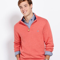 Shop Sweaters for Men: Cotton 1/4-Zip Sweater for Men - Vineyard Vines