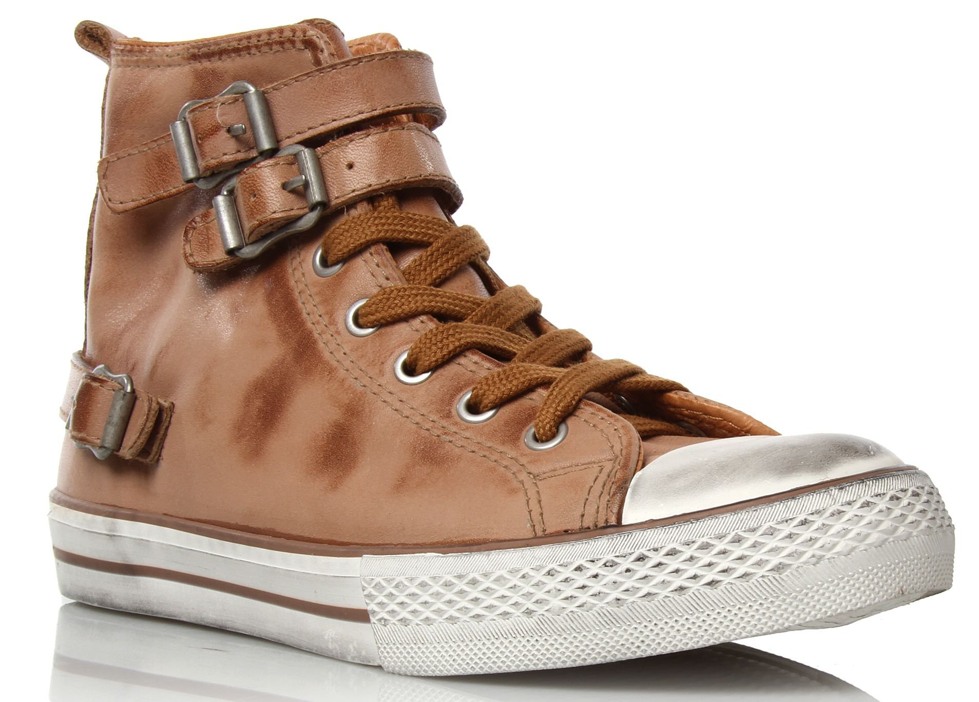 Kurt Geiger Laura Sneakers Nude - House of Fraser