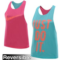 Nike Women's Breathin Reversible Tank Top - Dick's Sporting Goods