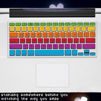 Keyboard decals Mac Decal Macbook Stickers Macbook by ttluck