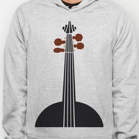 Violin Hoody by Lucie | Society6