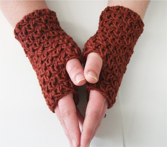 Pdf crochet lace fingerless gloves from onestitch on etsy for