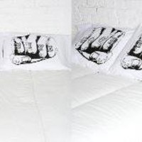 Urban Outfitters Good Nite Pillowcase Set | Cool Material