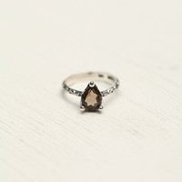 Free People Tear Drop Stone Ring