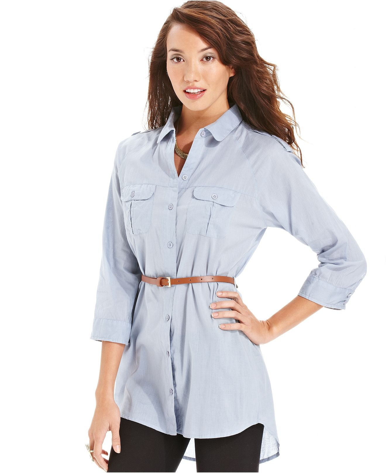 Juniors Tops & Attractive Juniors Blouses. Slip into the coolest styles with our wide variety of juniors' tops. Whether you're revamping your wardrobe for the new school year, getting in touch with the season's trends or just looking for the perfect outfit for a special occasion, we've got it all, and at the right price!