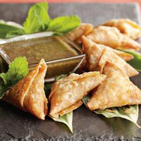Samosas with Chutney | Williams-Sonoma