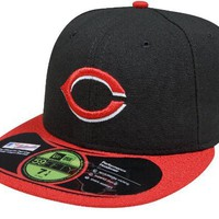 MLB Cincinnati Reds Authentic On Field Alternate 59FIFTY Cap