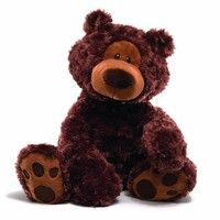 Gund Philbin Bear-Brown-18