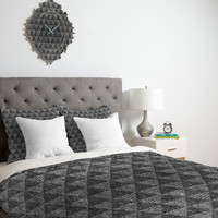 Nick Nelson Let There Be Night Duvet Cover - Luxe Duvet Cover /