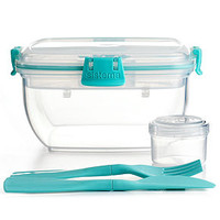 Martha Stewart Collection Food Storage Container, Salad To Go - Back To School - for the home - Macy's