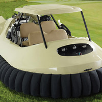 Golf Cart Hovercraft | Uncrate