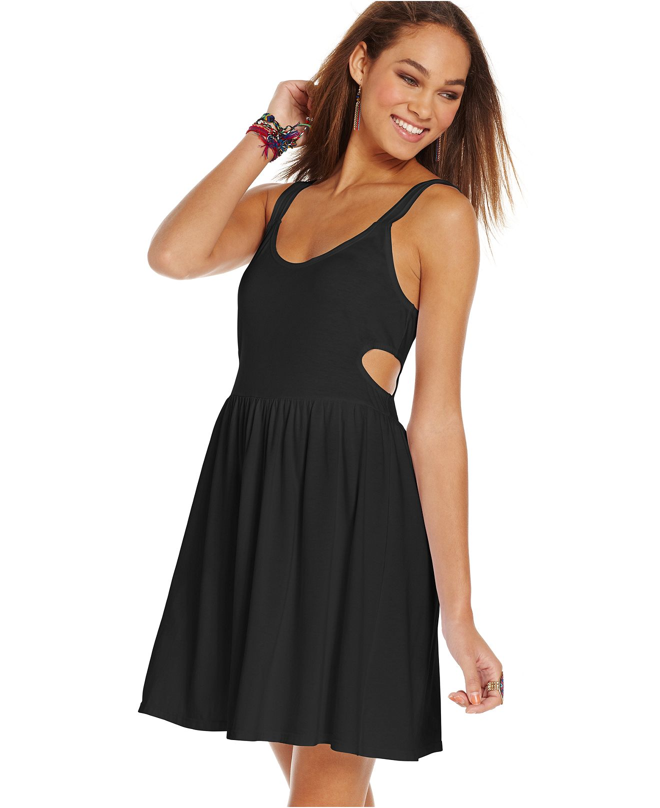 Pretty Rebellious Juniors Dress From Macys Back To School