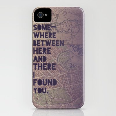 Here &amp; There iPhone Case by Leah Flores | Society6