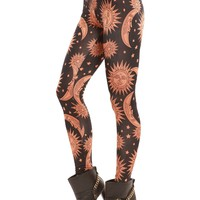 Sun Leggings - Bottoms - Clothes | GYPSY WARRIOR