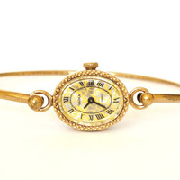 Soviet Vintage Ladies Mechanical Bracelet Watch CHAIKA