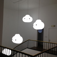 """""""Into the Clouds"""" Light Installation - FriendsWithYou Art Collective Portfolio"""