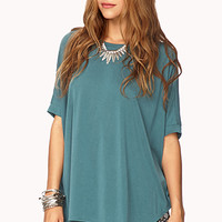 Oversized Dolman Top | FOREVER 21 - 2000052086