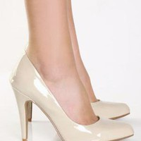Go Max Ashland 13 Natural Patent Pumps