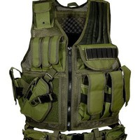 UTG 547 Law Enforcement Tactical Left Handed Vest