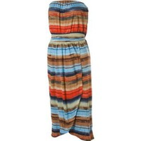 Quiksilver Desert Sunset Stripe Dress - Women&#x27;s
