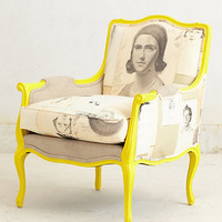 Antwerp Chair, Portrait